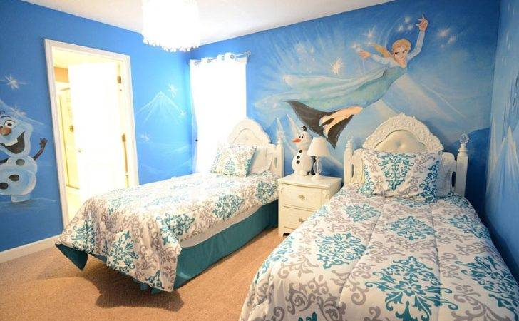 Wow Awesome Bed Bath Frozen Themed Bedroom King Beds Resort