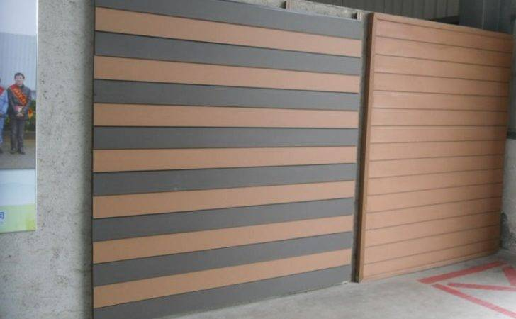 Wpc Wall Cladding Custom Length Panel Paper Wood