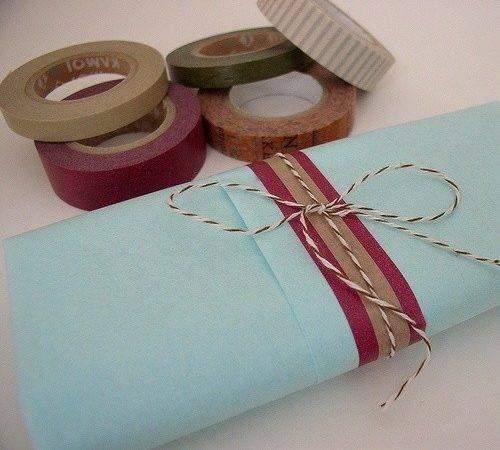 Wrap Gift Baker Twine Craft Pinterest