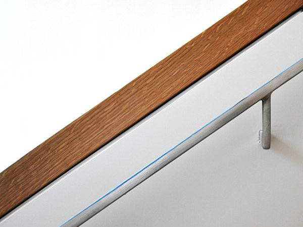 Wrap Our Collection Metal Handrails Close Shiny