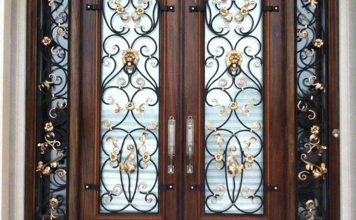 Wrought Iron Design Custom Accessories Ornamental