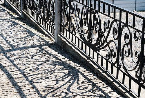 Wrought Iron Fence Home Design Ideas Remodel Car