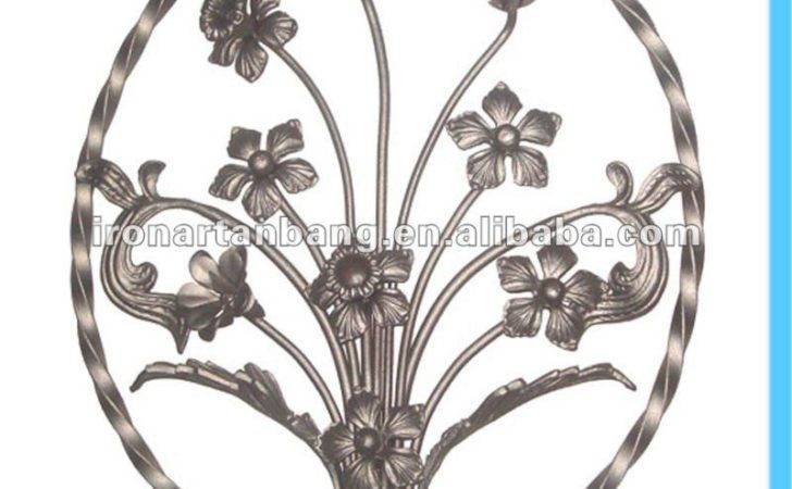 Wrought Iron Fittings Group Wares Window Grill Design