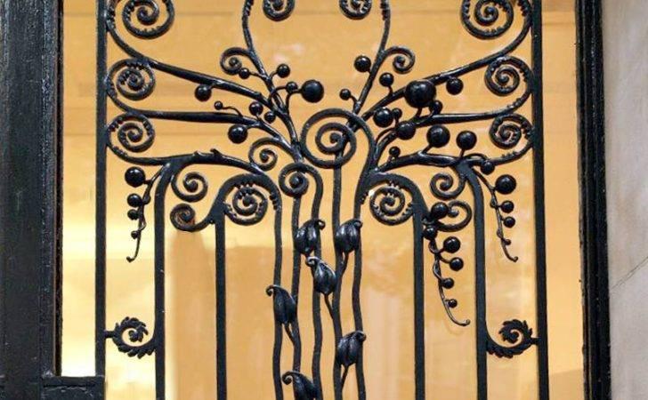 Wrought Iron Gates Ornamental Garden