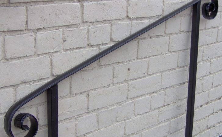 Wrought Iron Handrails Metal