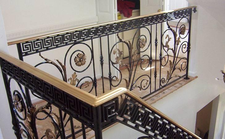 Wrought Iron Interior Design