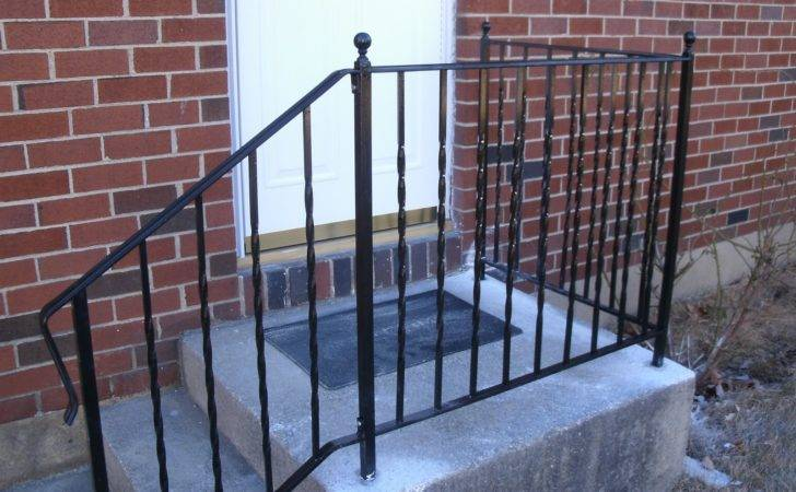 Wrought Iron Railing Designs Stair