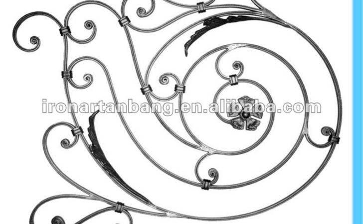 Wrought Iron Staircase Design Buy