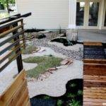 Xeriscape Modern Steve Shelton Post Xeriscaping Landscaping