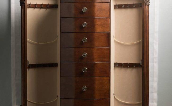 Xvi Jewelry Armoire Armoires Storage Antique