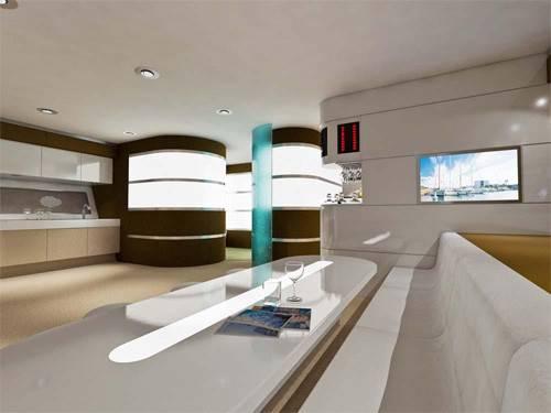 Yacht Interiors Custom Interior Design Luxury Yachts