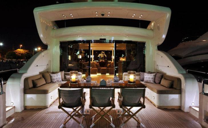 Yacht Interiors Idesignarch Interior Design Architecture