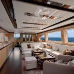 Yacht Virginia Interior Luxury Charter Superyacht News