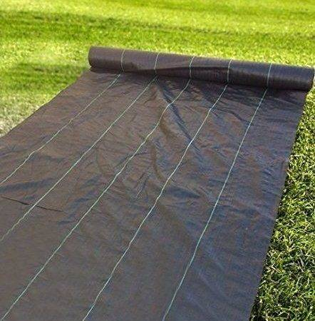 Year Weed Barrier Landscape Fabric Soil Erosion