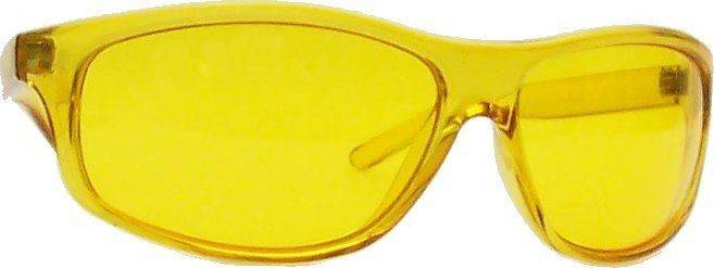 Yellow Color Therapy Glasses Pro Sport Style Ebay