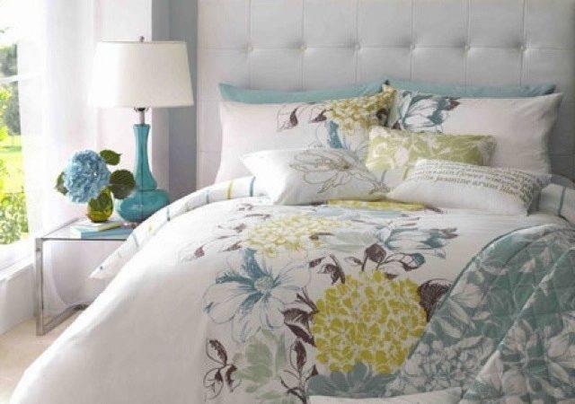 Yellow Grey Blue Bedding Annabelle Room Ideas Pinterest Colors