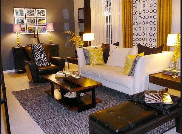 Yellow Grey Living Room Ideas Simple Tricks