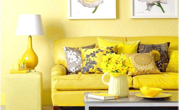 Yellow Interior Givemetalk Decoracion Hogar