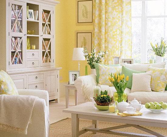 Yellow Living Rooms Pinterest Vintage Retro Bedrooms Red Bedroom