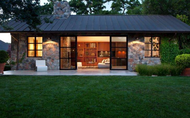 Yet Luxurious Guest Cottage Only Square Feet House