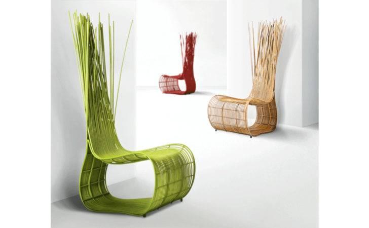 Yoda Easy Chair Kenneth Cobonpue Furniture Designed