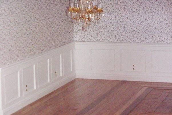 Your Dollhouse Learn Make Wainscoting Scratch