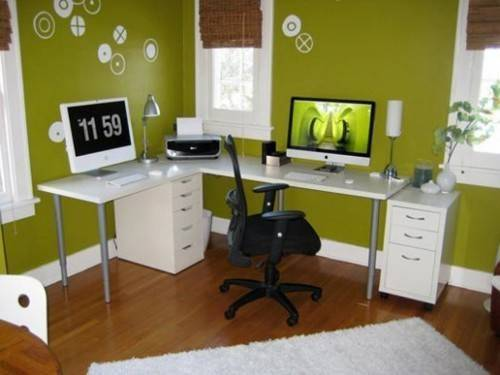 Your Home Office Incorporating Principles Feng Shui