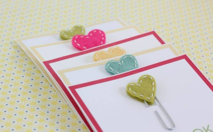 Your Homemade Valentine Bookmark Cards Days Subscribers