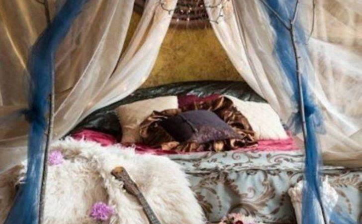 Your Own Boho Bedroom Hominicious Throughout Bohemian Canopy