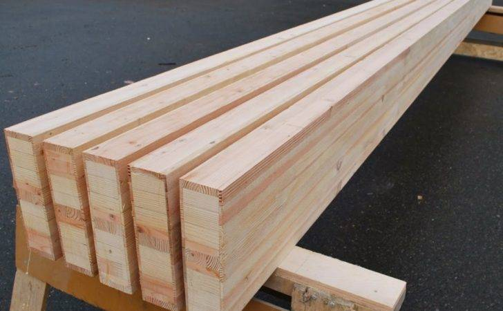 Yourself Beams Torsion Box Composite Plywood
