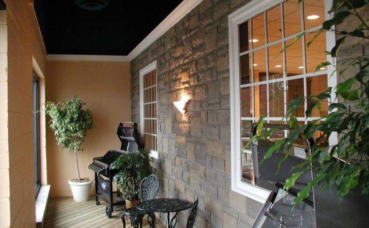 Yourself Other Stone Siding Projects