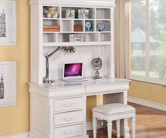Youth Computer Hutch Desk Contemporary Desks Hutches