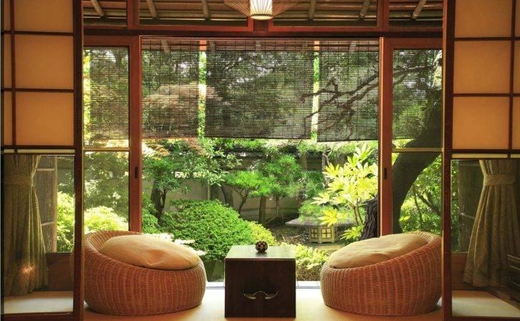 Zen Garden Room Interior Design Ideas