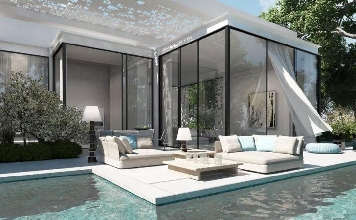 Zen Pool Interior Design Ideas