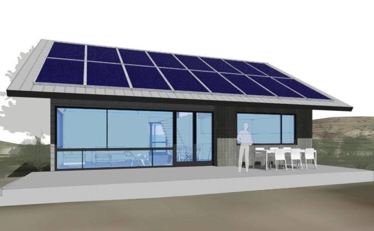 Zero Energy House Seattle Building Green Budget Rachael